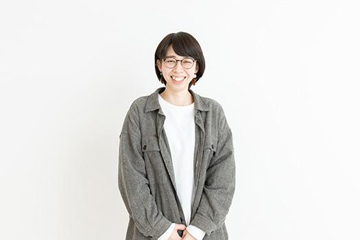 Designer/Editor Juri Nakata