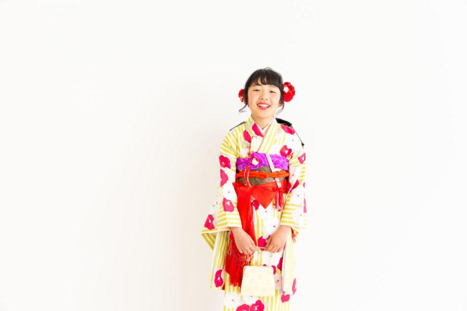 七五三写真-千葉のスタジオことり